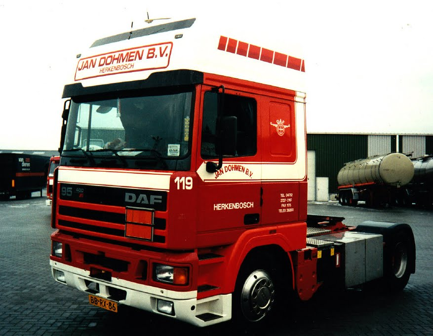 DAF Space cap